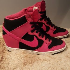 Like new Hidden Wedge Nikes